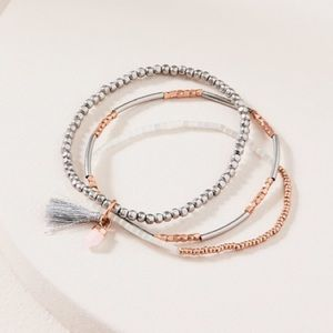 Stretch Love bracelet